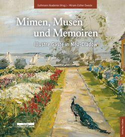 Mimen, Musen und Memoiren von Owesle,  Miriam-Esther
