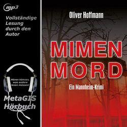Mimenmord von Hoffmann,  Oliver
