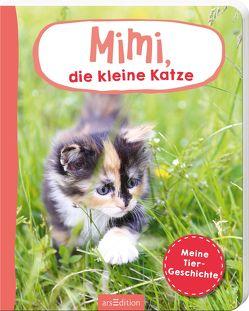 Mimi, die kleine Katze von Kopf,  Jutta
