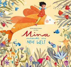 Mina entdeckt eine neue Welt von Baus,  Lars, Niebuhr-Siebert,  Sandra