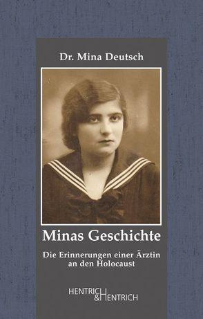 Minas Geschichte von Brenner,  Michael, Deutsch,  Mina, Jentsch,  Barbara