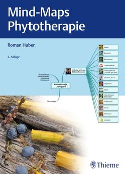 Mind-Maps Phytotherapie von Huber,  Roman