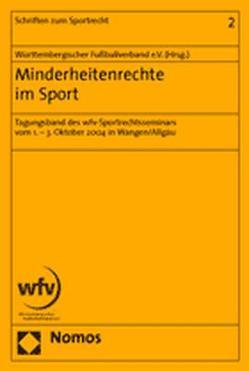 Minderheitenrechte im Sport von Württembergischer Fußballverband e.V.