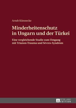 Minderheitenschutz in Ungarn und der Türkei von Künnecke,  Arndt