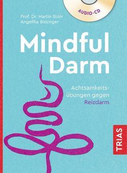 Mindful Darm (Hörbuch) von Bissinger,  Angelika, Storr,  Martin