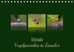 Mindo, Vogelparadies in Ecuador (Tischkalender 2019 DIN A5 quer) von Schulz,  Eerika