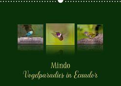 Mindo, Vogelparadies in Ecuador (Wandkalender 2019 DIN A3 quer)
