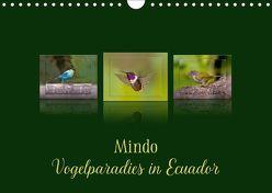 Mindo, Vogelparadies in Ecuador (Wandkalender 2019 DIN A4 quer) von Schulz,  Eerika