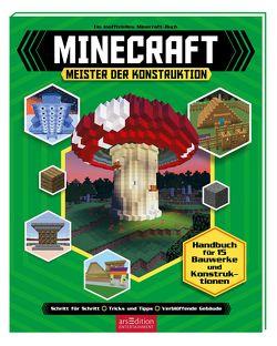 Minecraft – Meister der Konstruktion von Shanel,  Josef