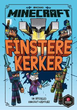 Minecraft Chapter Book – Finstere Kerker von Schimming,  Ulrike