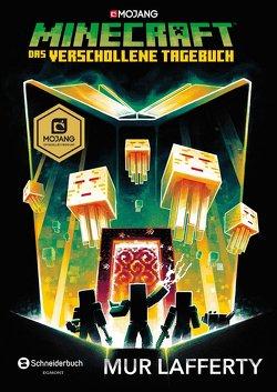 Minecraft – Das verlorene Tagebuch von Lafferty,  Mur, Lange,  Maximilian
