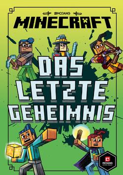 Minecraft Erste Leseabenteuer – Das letzte Geheimnis von Eliopulos,  Nick, Schimmig,  Dr. Ulrike