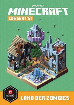 Minecraft, Los geht´s! Im Land der Zombies von Jefferson,  Ed