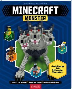 Minecraft Monster von Schau,  Josef