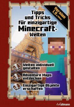 Tipps und Tricks für einzigartige Minecraft-Welten von Pilet,  Stéphane