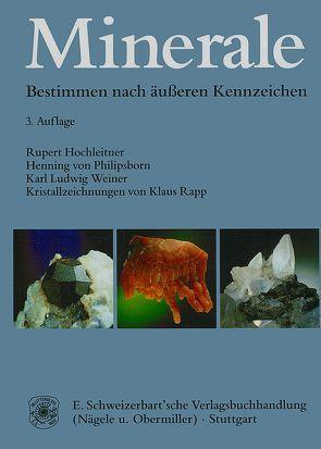 Minerale von Hochleitner,  Rupert, Philipsborn,  Henning von, Rapp,  Klaus, Weiner,  Karl L