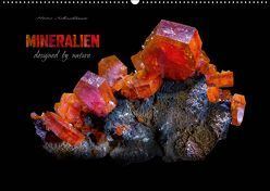 MINERALIEN designed by nature (Wandkalender 2019 DIN A2 quer) von Schmidbauer,  Heinz