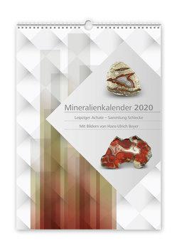Mineralienkalender 2020 von Beyer,  Hans-Ulrich