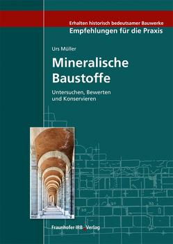 Mineralische Baustoffe. von Mueller,  Urs