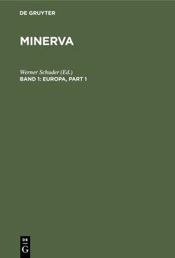 Minerva von Schuder,  Werner