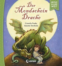 Mini-Bilderwelt – Der Mondscheindrache von Funke,  Cornelia, Swoboda,  Annette