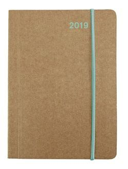 Mini Flexi Diary ColourLine GREENERY 2019