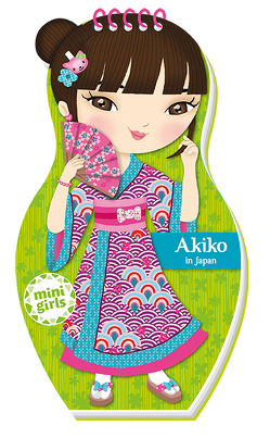 "Mini Friends ""Akiko in Japan"""