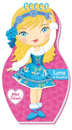 """Mini Friends """"Lena in Russland"""""""