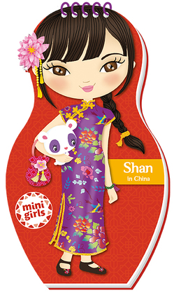 """Mini Friends """"Shan in China"""""""
