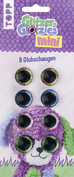 Mini Glitzer-Glotzies Glubschaugen von frechverlag