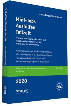 Mini-Jobs, Aushilfen, Teilzeit 2020 von Abels,  Andreas, Besgen,  Dietmar, Deck,  Wolfgang, Rausch,  Rainer