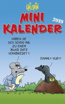 Uli Stein Mini Kalender 2019 von Stein,  Uli