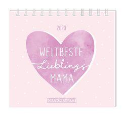 "Mini-Kalender 2020 ""Weltbeste Lieblingsmama"""