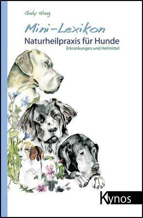 Mini-Lexikon Naturheilpraxis für Hunde von Haag,  Gaby