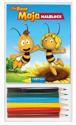 """Mini-Malset """"Die Biene Maja"""""""
