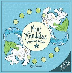 Mini-Mandalas: Meermädchen von Labuch,  Kristin