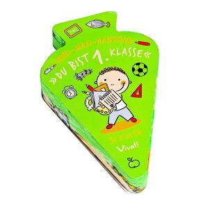 Mini-Maxi-Handtuch »Du bist 1. Klasse«