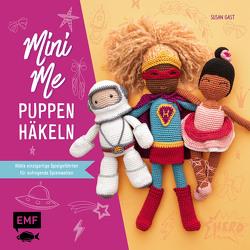 Mini Me Puppen häkeln von Gast,  Susan