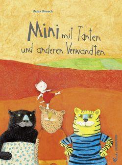 Mini mit Tanten und anderen Verwandten von Bansch,  Helga