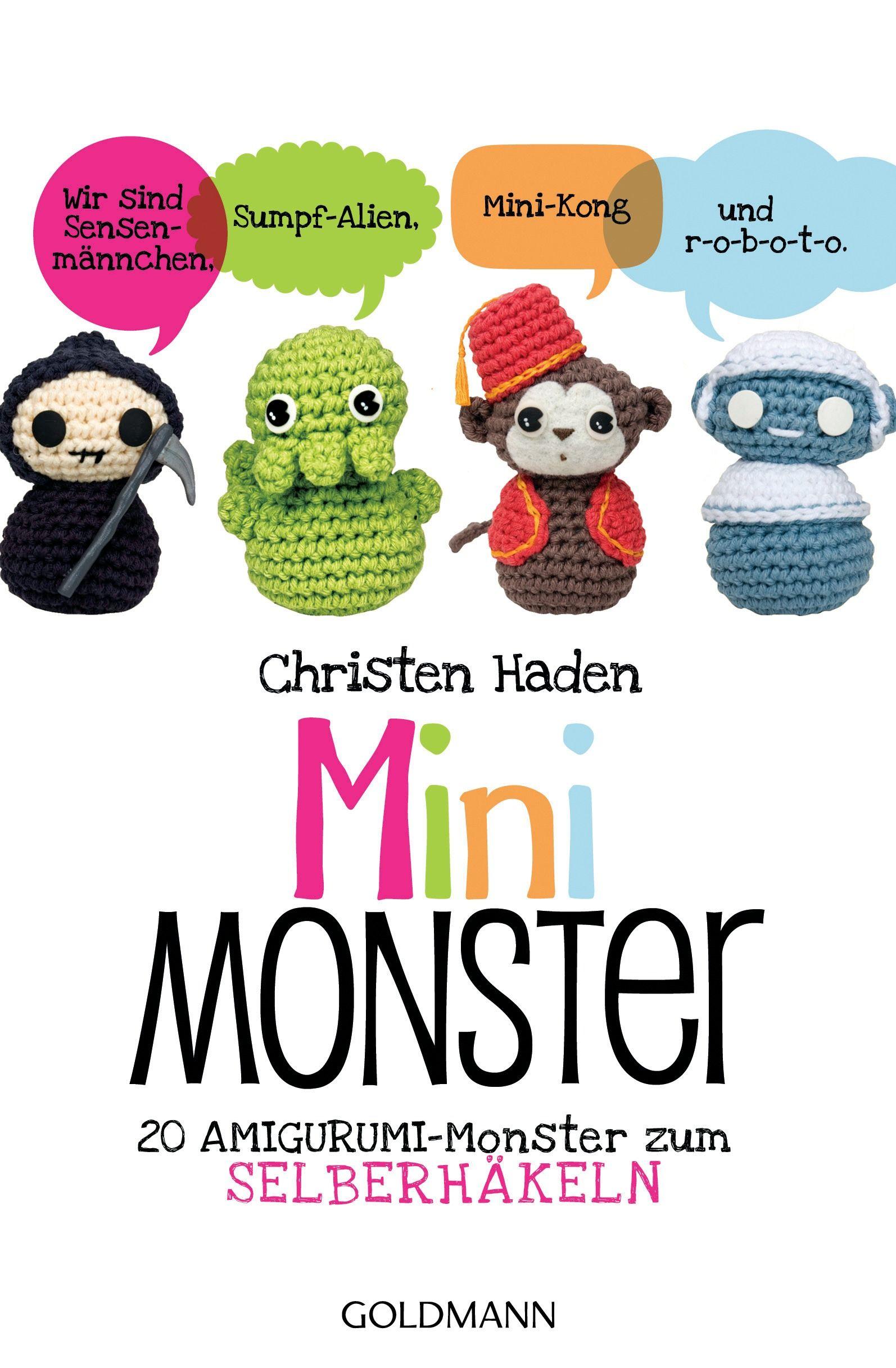 Halloween Crochet The Wolfman Amigurumi Doll by chubbyninjacrafts ...   2433x1594