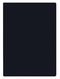 Mini-Timer PVC schwarz 2020 von Korsch Verlag