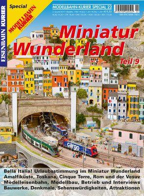 Miniatur Wunderland Teil 9 von Zinngrebe,  Ralph