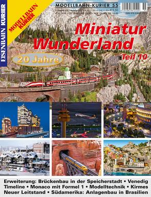 Miniatur Wunderland Teil 10 von Zinngrebe,  Ralph