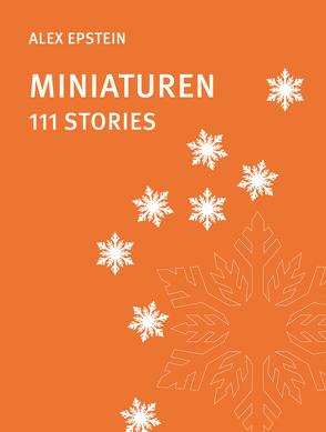 Miniaturen von Epstein,  Alex, Gabriel,  Ralph, Gordinsky,  Natasha, pociao, Zepp,  Susanne