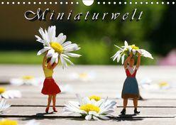 Miniaturwelt (Wandkalender 2019 DIN A4 quer) von Nerlich,  Cornelia