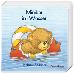 Minibär im Wasser von Spanner,  Helmut