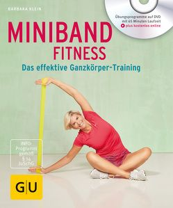 Miniband-Fitness (mit DVD) von Klein,  Barbara