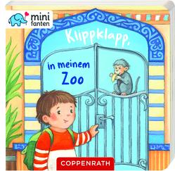 minifanten 14: Klippklapp, in meinem Zoo von Wissmann,  Maria