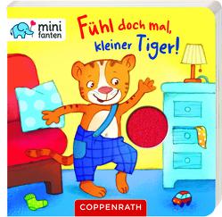 minifanten 18: Fühl doch mal, kleiner Tiger! von Bieber,  Hartmut