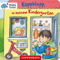 minifanten 23: Klippklapp, in meinem Kindergarten von Peikert,  Marlit